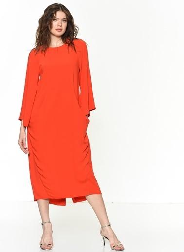 Si Design Elbise Oranj